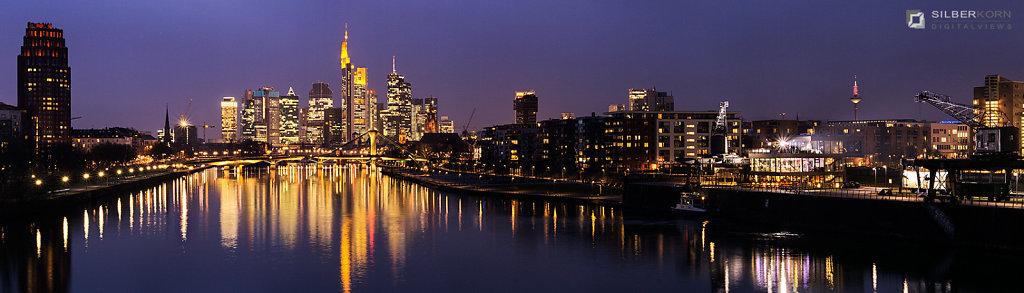 Frankfurt Panorama